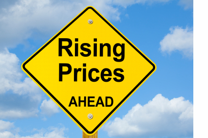 Image result for price increases