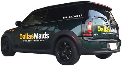 Dallas Maids Ride