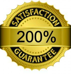 Dallas Maids 200% Satisfaction Guarantee