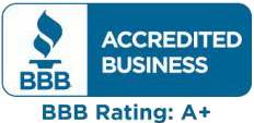 A+ Rated by BBB