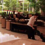 Heather Vacuuming