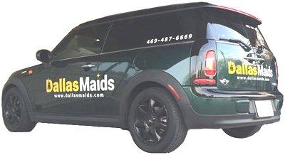 Dallas Maids Car